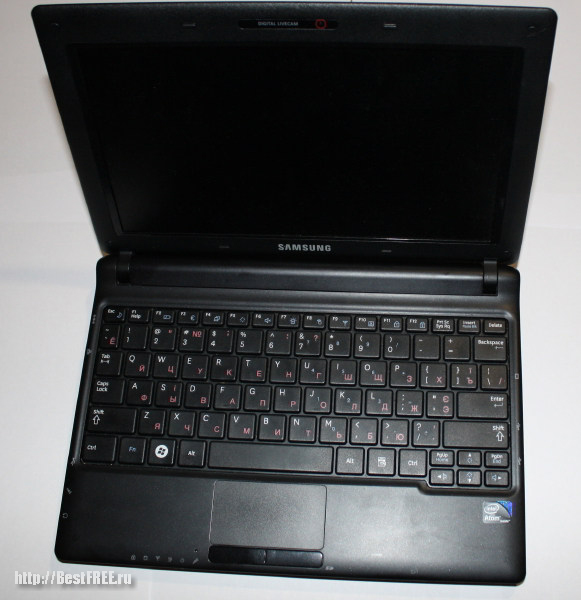 Подопытный ноутбук