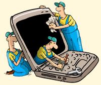 Ремонт ноутбука своими силами