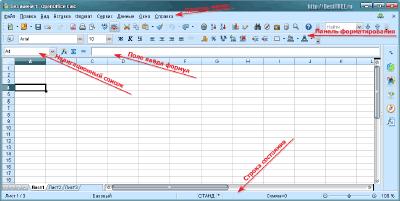 Инструменты табличного процессора