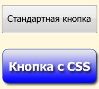 Кнопка CSS