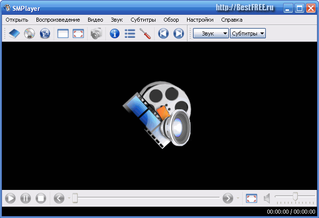 Прежде всего daplayer редназначен для просмотра hd видео - blu-ray, avchd, ts, mkv, mpeg4, h264