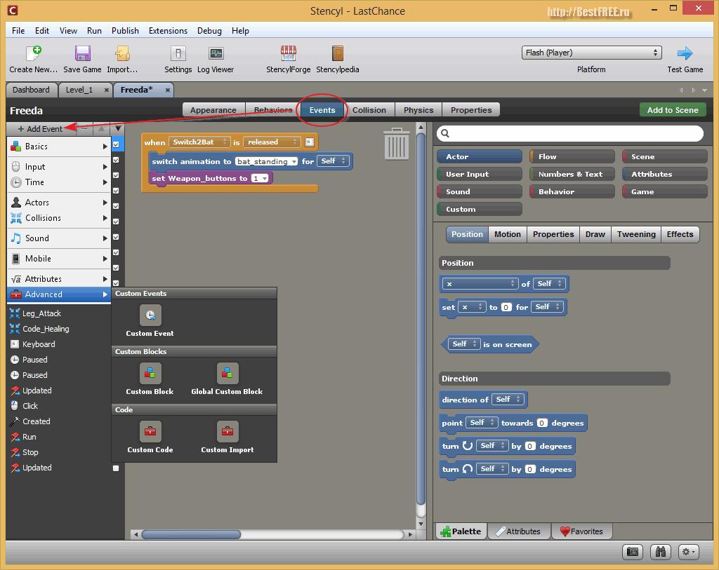 Программа Для Создания Флеш Игр