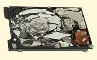 Восстановление жёстких дисков