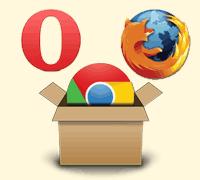 Бэкап браузера