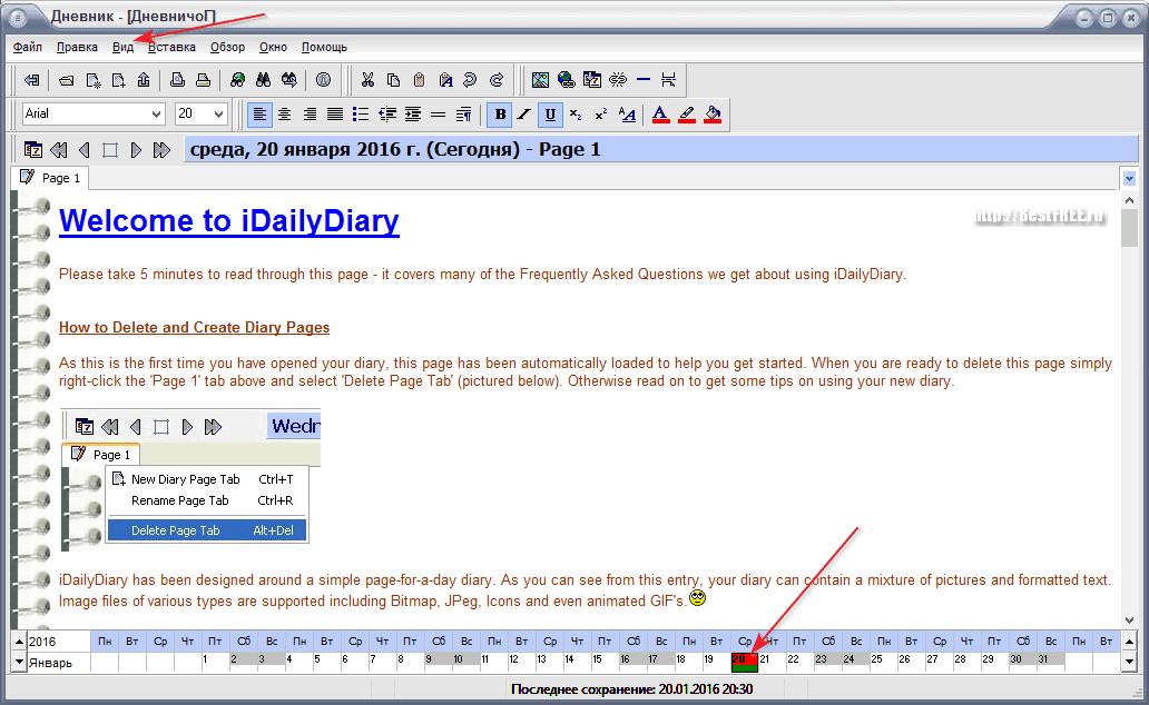 Скачать дневник для девочек на компьютер