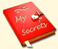 Дневник с замком