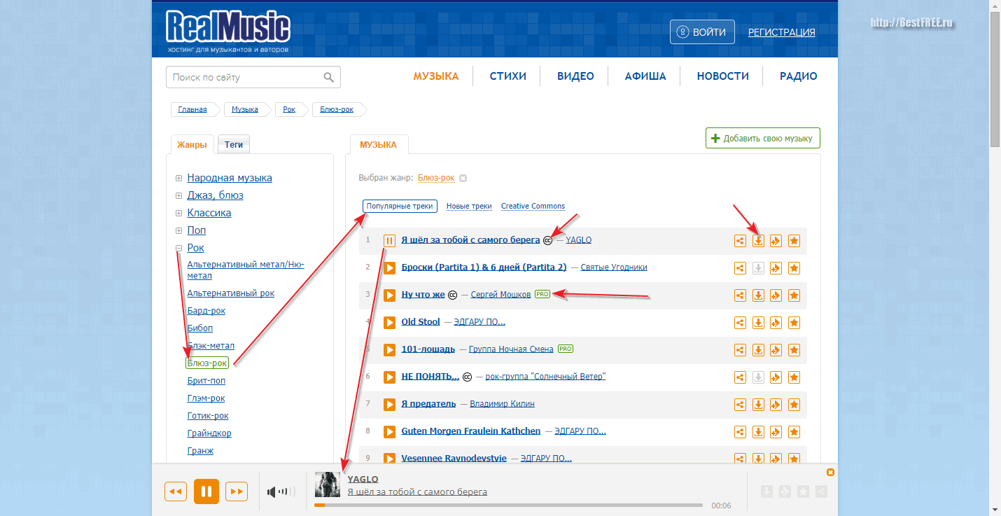 Музыкальный хостинг сайты надежные и недорогие хостинги