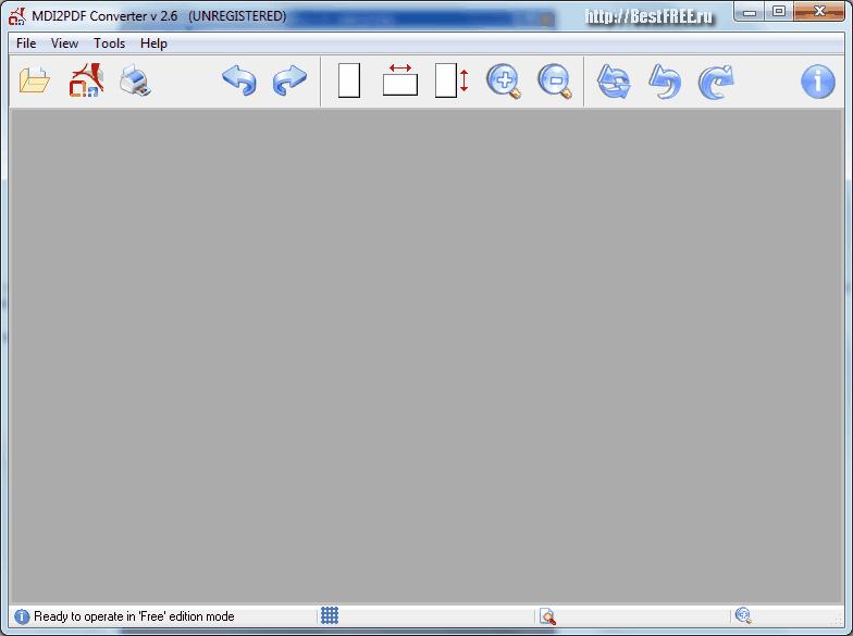 Программа для просмотра mdi файлов скачать бесплатно
