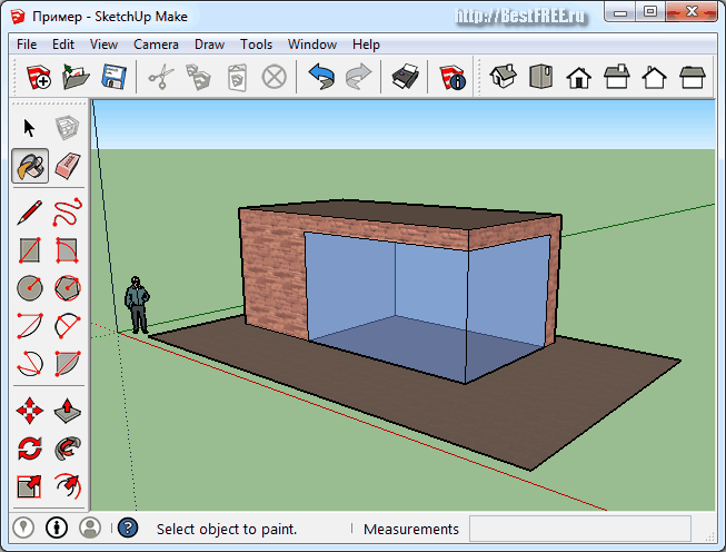 Download Google Sketchup Make 2017 17 For Free