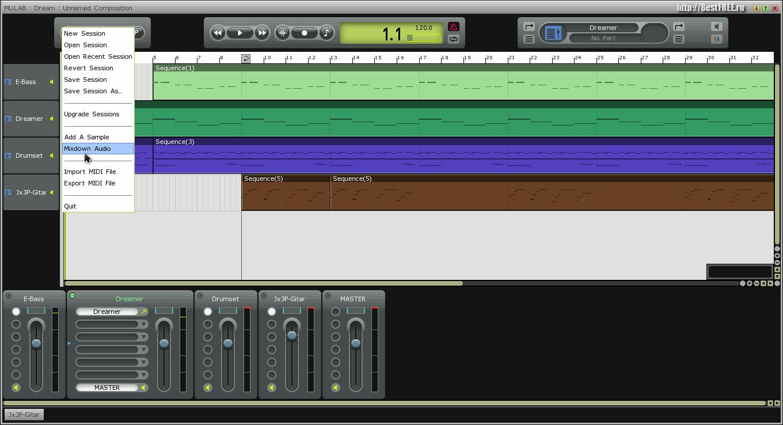 Скачать музыкальный конструктор на компьютер