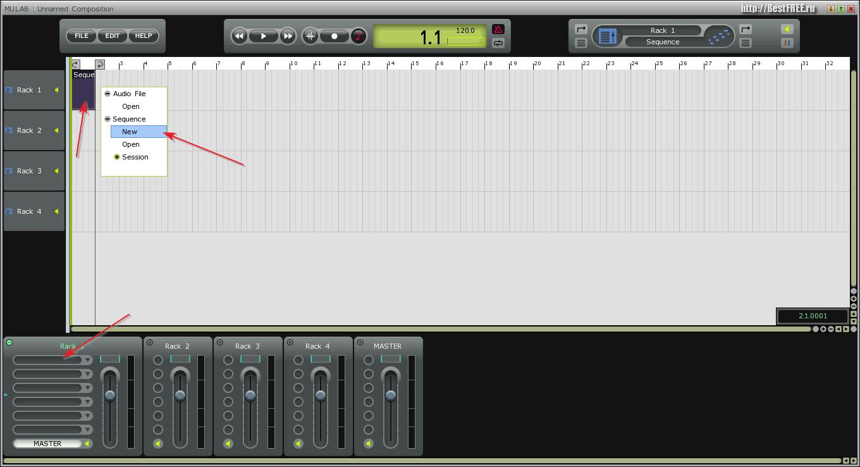 Составление музыки скачать программу скачать песни в контакте без программ
