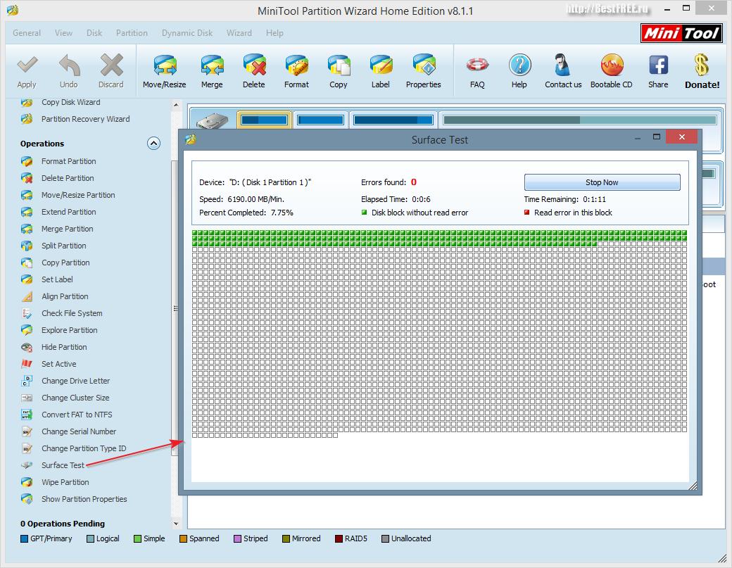 Скачать программу для разбивки диска windows 8
